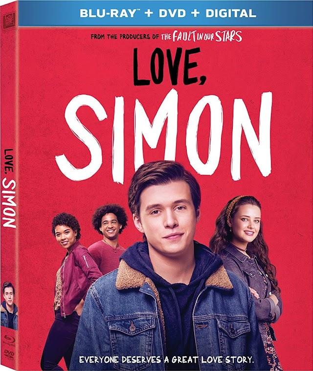 Love, Simon 2018 x264 720p Esub BluRay Dual Audio English Hindi THE GOPI SAHI
