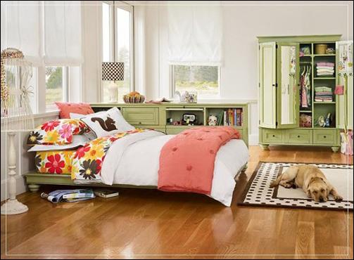 Key Interiors By Shinay: Not Pink And Beautiful Teen Girl