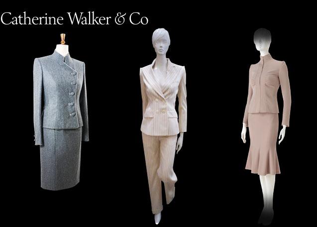 The Elegant Chateau Catherine Walker Designs