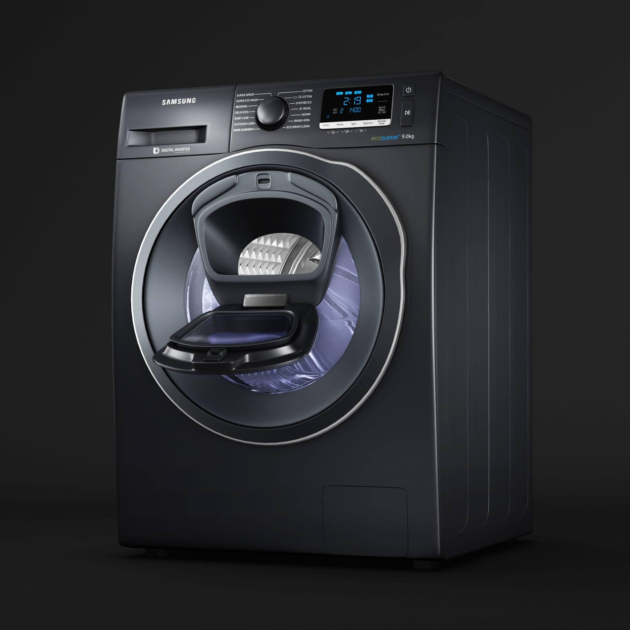 Samsung Washing Machine 4E, E1, 4C, CHE Error Code - How to fix