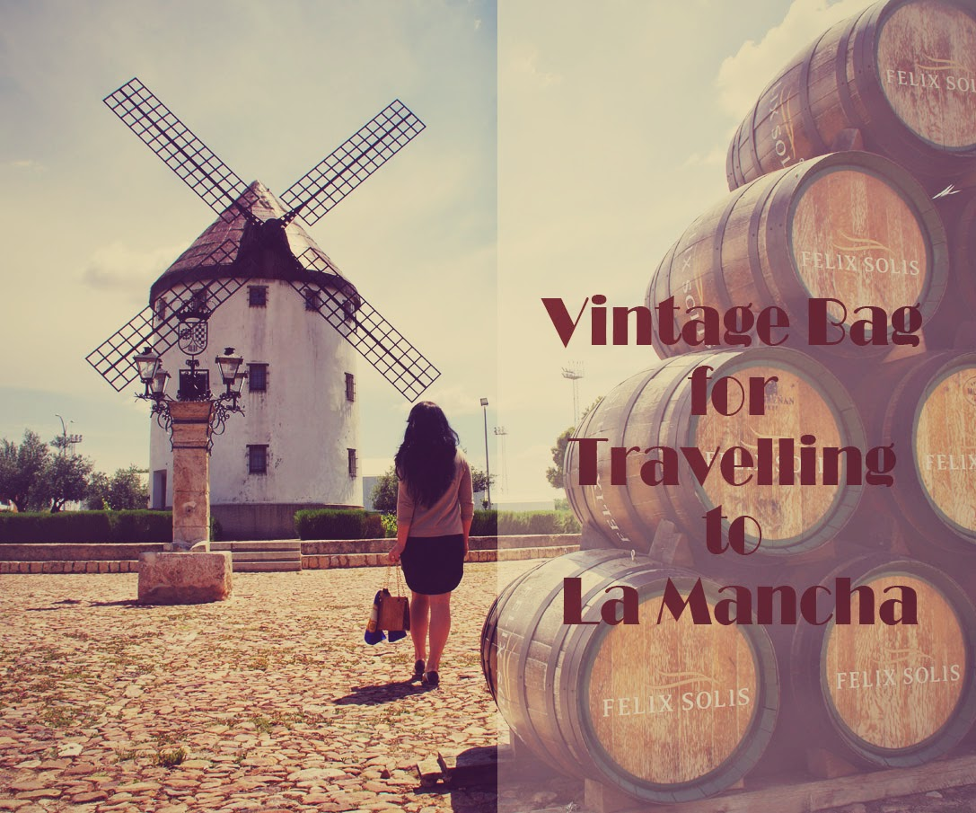 Vintage+Bag+for+Travelling+to+La+Mancha