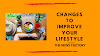 Simple Changes to Improve your Lifestyle