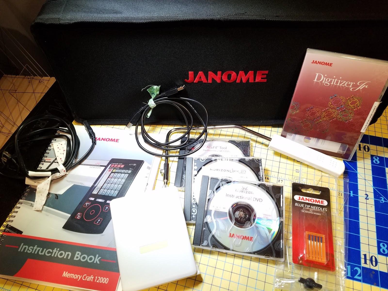 Janome memory craft 12000 - Http Janome Com En Machines Embroidery Horizon Memory Craft 12000