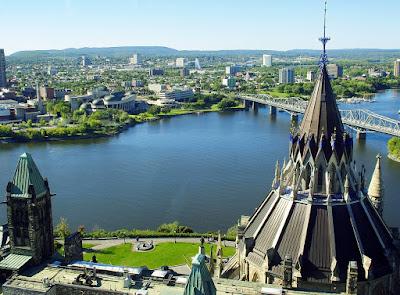 Ottawa capital de Canadá