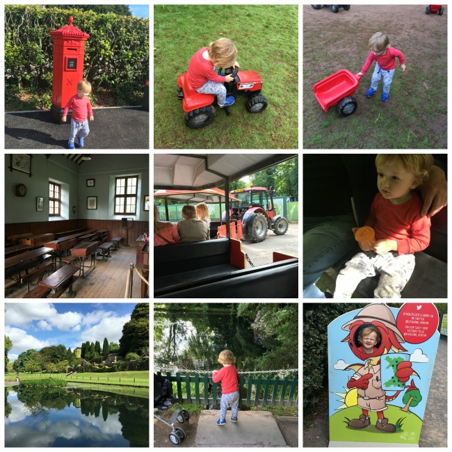 Familiar-faces-and-places-St-Fagans-and-a-toddler-on-tractors-and-looking-at-water