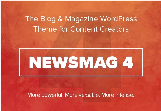 NewsMag Premium Theme Free Download