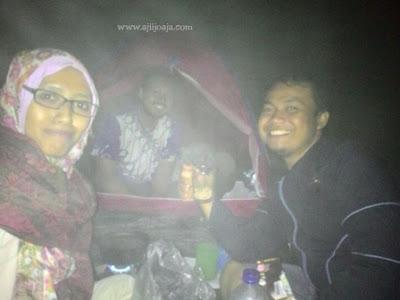 camp gunung andong