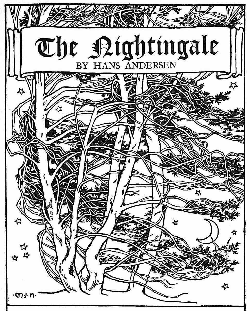 Hans Anderson 1898, The Nightingale