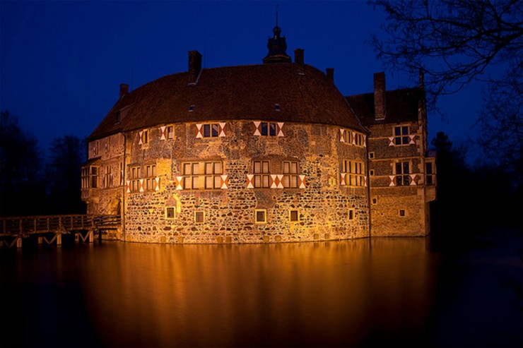 Top 10 Wonderful German Castles - Vischering Castle