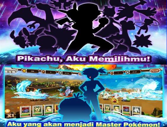 Pikachu Pokemon MOD Unlimited Money Apk v2.0 Update Terbaru