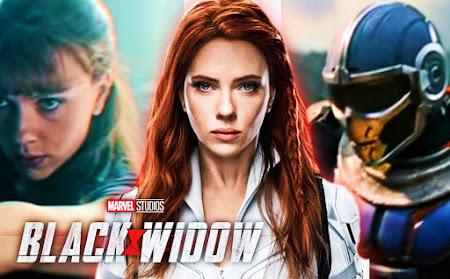 Marvel Black Widow new teaser unveils 'Special Look' & teases flashbacks