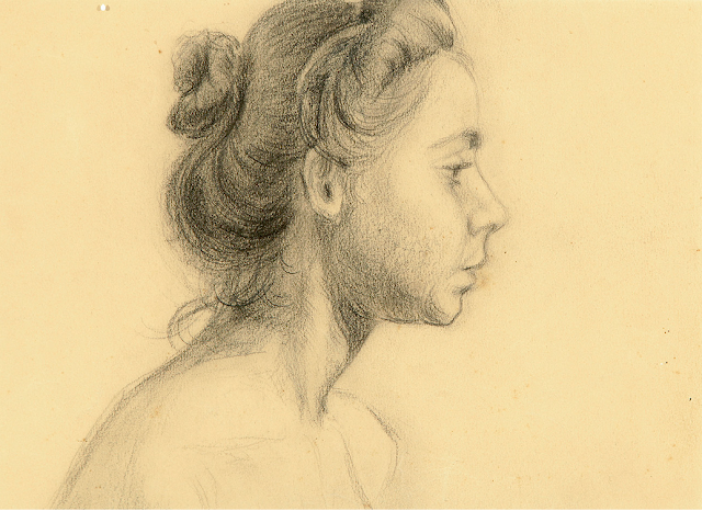 Julio González dibujo