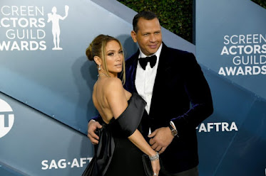 Jennifer Lopez, Alex Rodriguez Call Off Engagement to remain as Friends ONLY