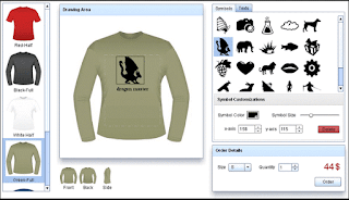 FlashT-Shirt Design Software