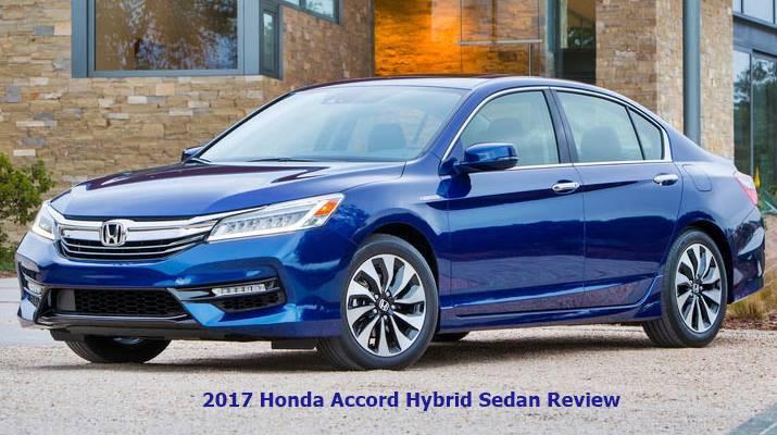 2017 honda accord hybrid sedan review auto honda rumors. Black Bedroom Furniture Sets. Home Design Ideas