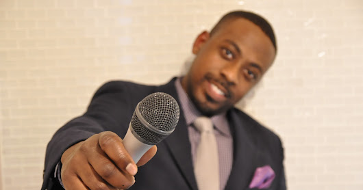 How to be a great Master of Ceremonies, By: Christian Christopher ccthemc.com...