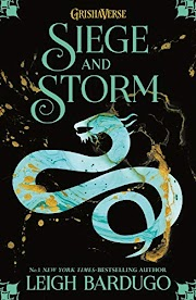 Review: Siege and Storm ( Shadow and Bone #2) by Leigh Bardugo
