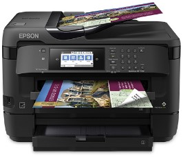 Epson WF-7720 Drivers Download
