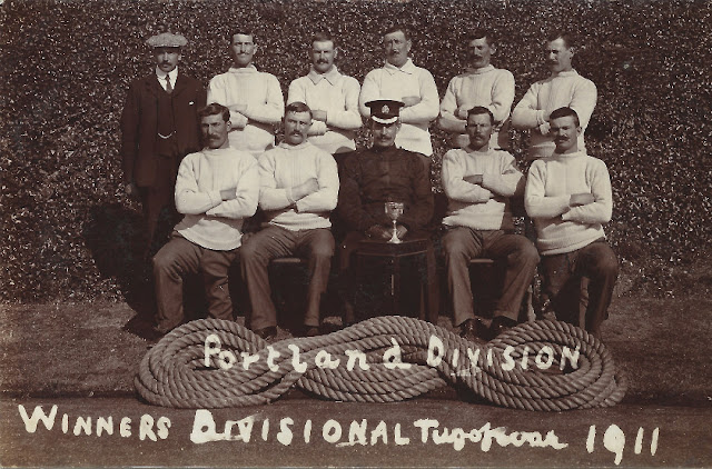 Text on photo says Portland Division Winners 1911