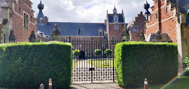 Places to see in Leuven Arenberg Castle