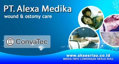 Lowongan Kerja PT Alexa Medika Pekanbaru Januari 2018