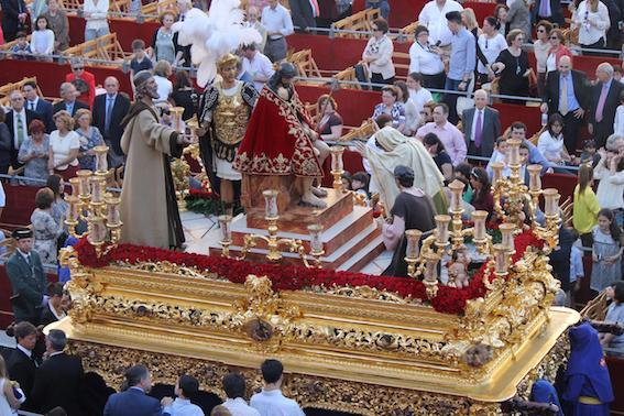 Horario de los diferentes actos de las hermandades del Martes Santo de Sevilla 2021