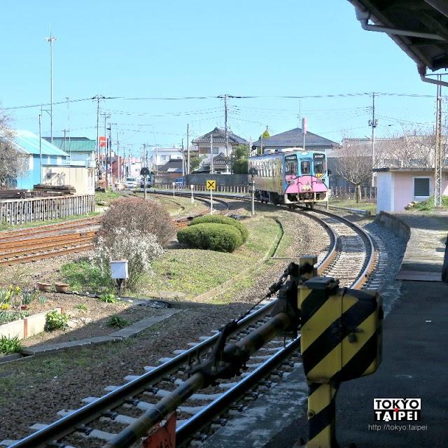 【那珂湊駅】百年古老車站從未改建 養的站貓愛到處蹓躂