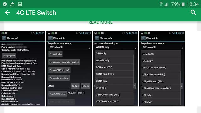 طريقة تحديث  3G إلي 4G لتسريع الإنترنت رغما عنها  بكل سهولة 4G SWTECH