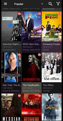 تطبيق Cinema HD لتحميل ومشاهدة الأفلام والمسلسلات