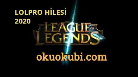 League Of Legends 10 16 Lolpro Kostum Hilesi Bansiz 2020