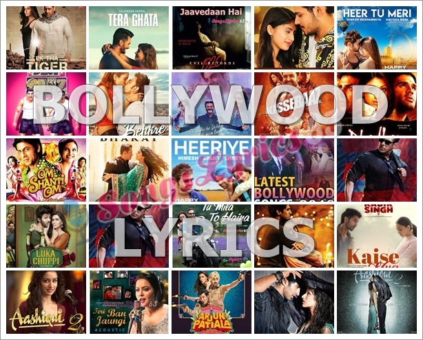 Bollywood Movie Songs Lyrics