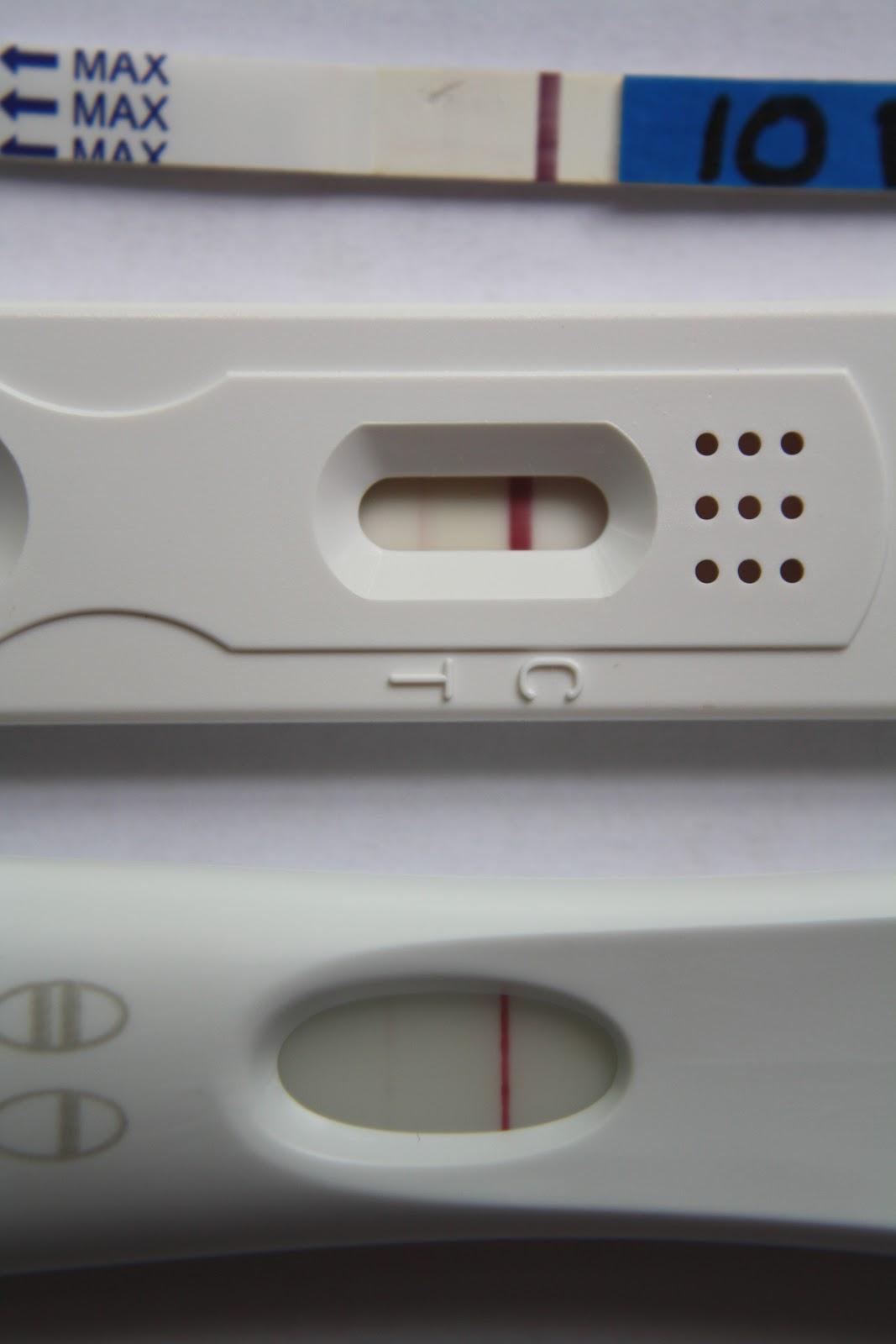Pregnancy Test At 3 Weeks - Pregnancy Symptoms