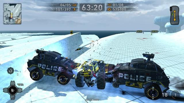 Download Carmageddon Reincarnation PC Games Gameplay
