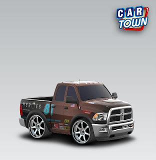 Dodge Ram 2500 Power Wagon 2010 Heroes
