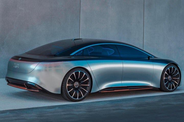 Mercedes sẽ ra mắt ôtô điện mạnh hơn Tesla Model S