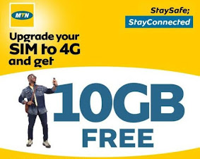 How to Activate 10GB Data On MTN For Free
