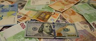 سعر صرف الليرة التركية أمام العملات الرئيسية الاحد 2/2/2020