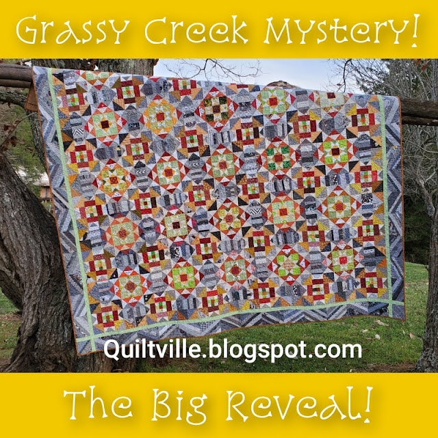 Grassy Creek Mystery - the Big Reveal! (Part Seven)