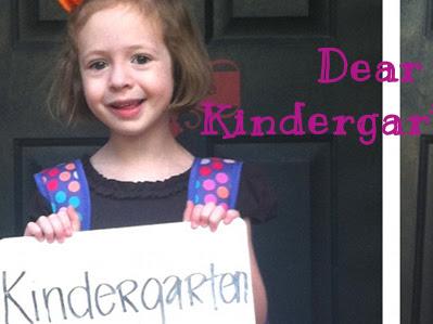 Dear Kindergartener (LK)