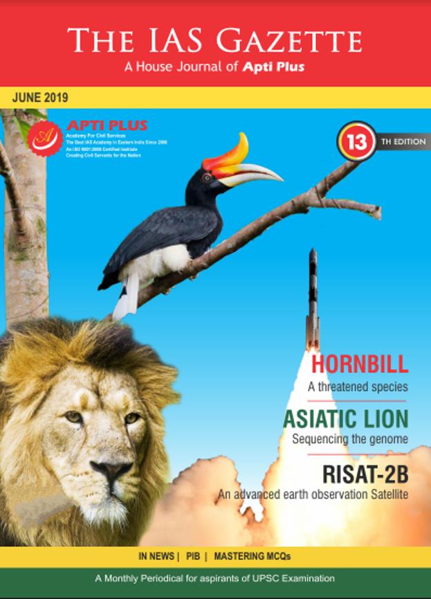 Apti Plus Current Affairs June 2019 : For All Competitive Exam PDF Book