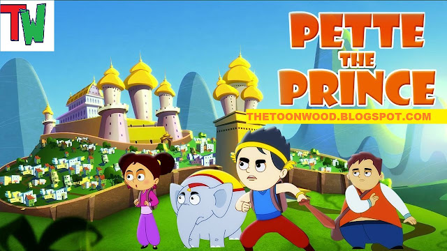 Pette The Prince Hindi Full Movie [720p,HD] [CN Dubbed]