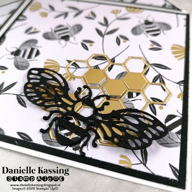 Stampin' Up! Honey Bee bundle