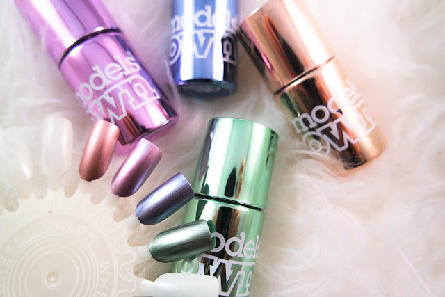 models own colour chrome collection