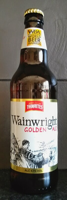 Wainwright Golden Ale (Thwaites)