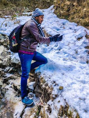 Kufri snowfalls