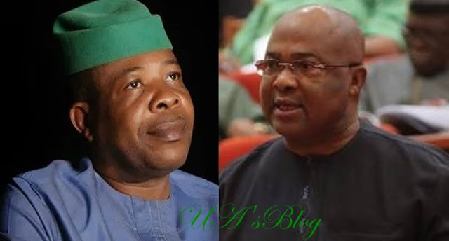 Decision To Make Uzodinma Imo Governor Will Haunt Nigeria For A Long Time - Supreme Court Justice