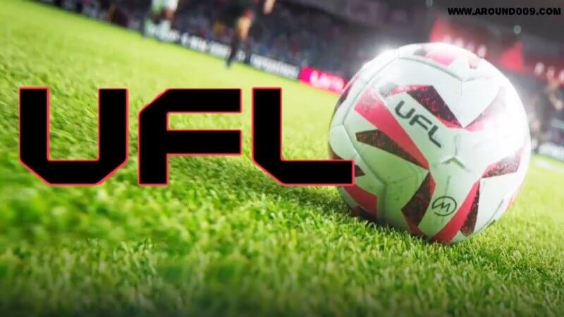 تحميل لعبة كرة القدم الجديدة UFL المنافسة لألعاب البيس والفيفا