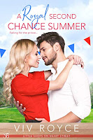 A Royal Second Chance Summer by Viv Royce