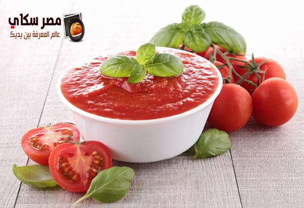 صلصة الطماطم والصلصة الذهبية على الطريقة اللبنانية وخطوات التحضير