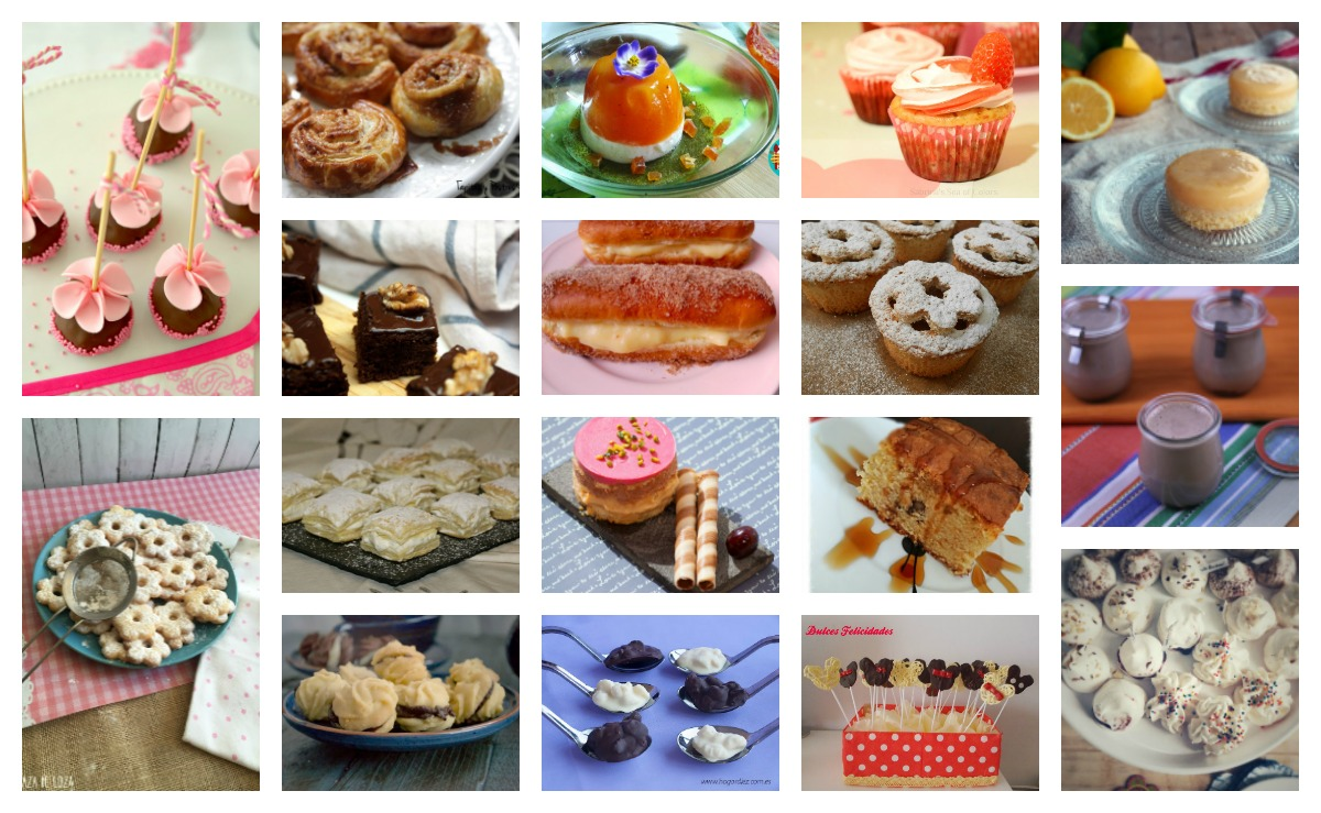 17 Postres Para Una Mesa Dulce Cocina Con Clau - Postres-para-mesa-de-dulces